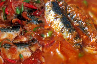 Resep Ikan Sarden Kaleng Kecap