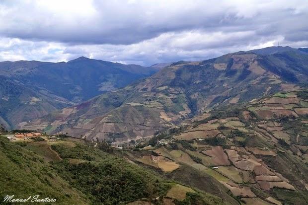 Kuelap, vista panoramica