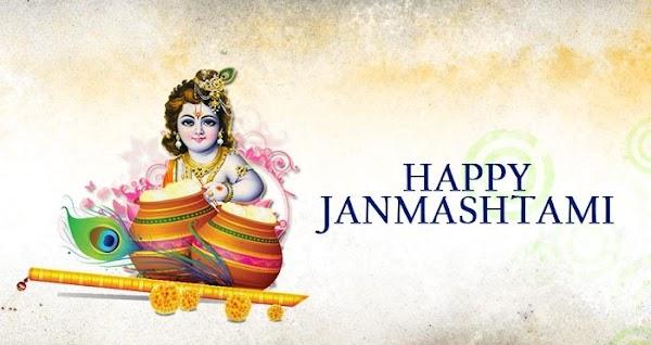 Krishna Janmashtami 2018 Shayari, Whatsapp Messages, Wishes In Hindi