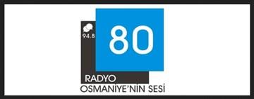 OSMANİYE RADYO 80