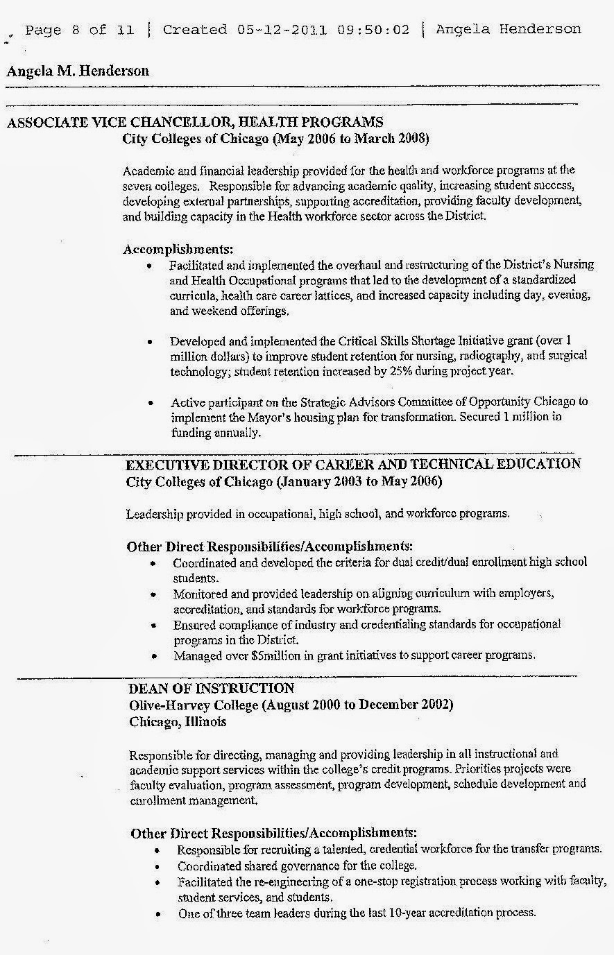sample resume biostatistics