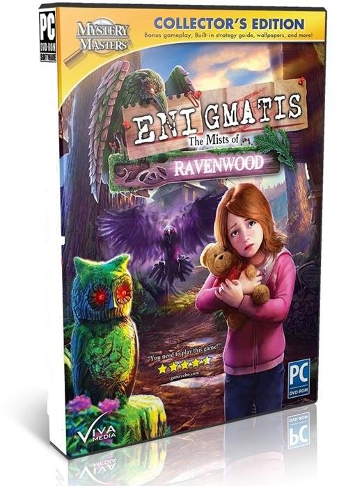 Enigmatis 2 the mists of ravenwood free download.