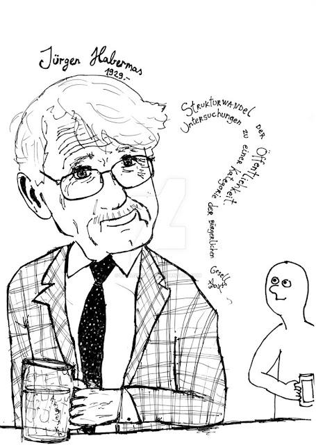 """""""Rasionalitas Komunikatif"""" Jürgen Habermas, Masihkah Relevan?"""
