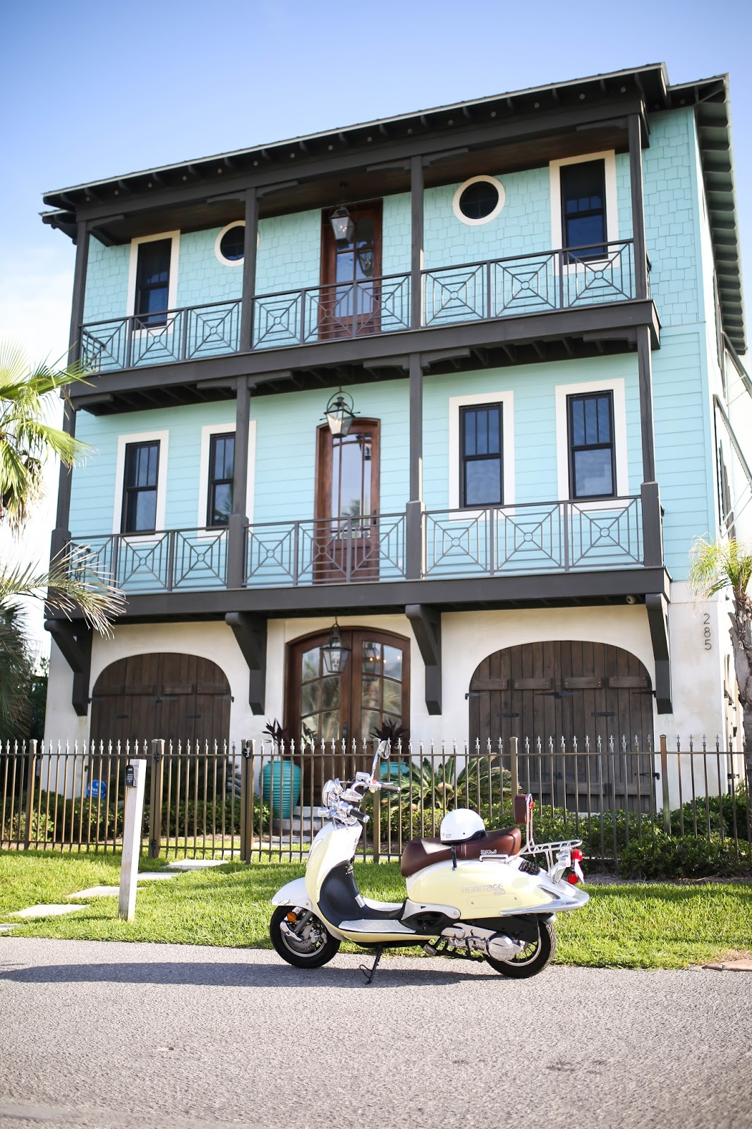 Where We Stayed What Did In Seaside Rosemary Beach