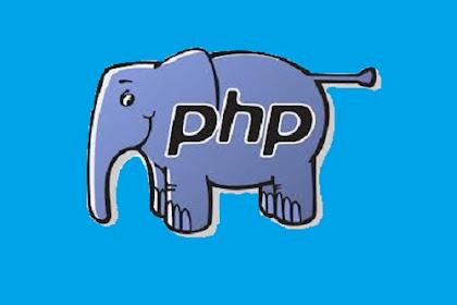 Software Yang Dibutuhkan Untuk Belajar PHP