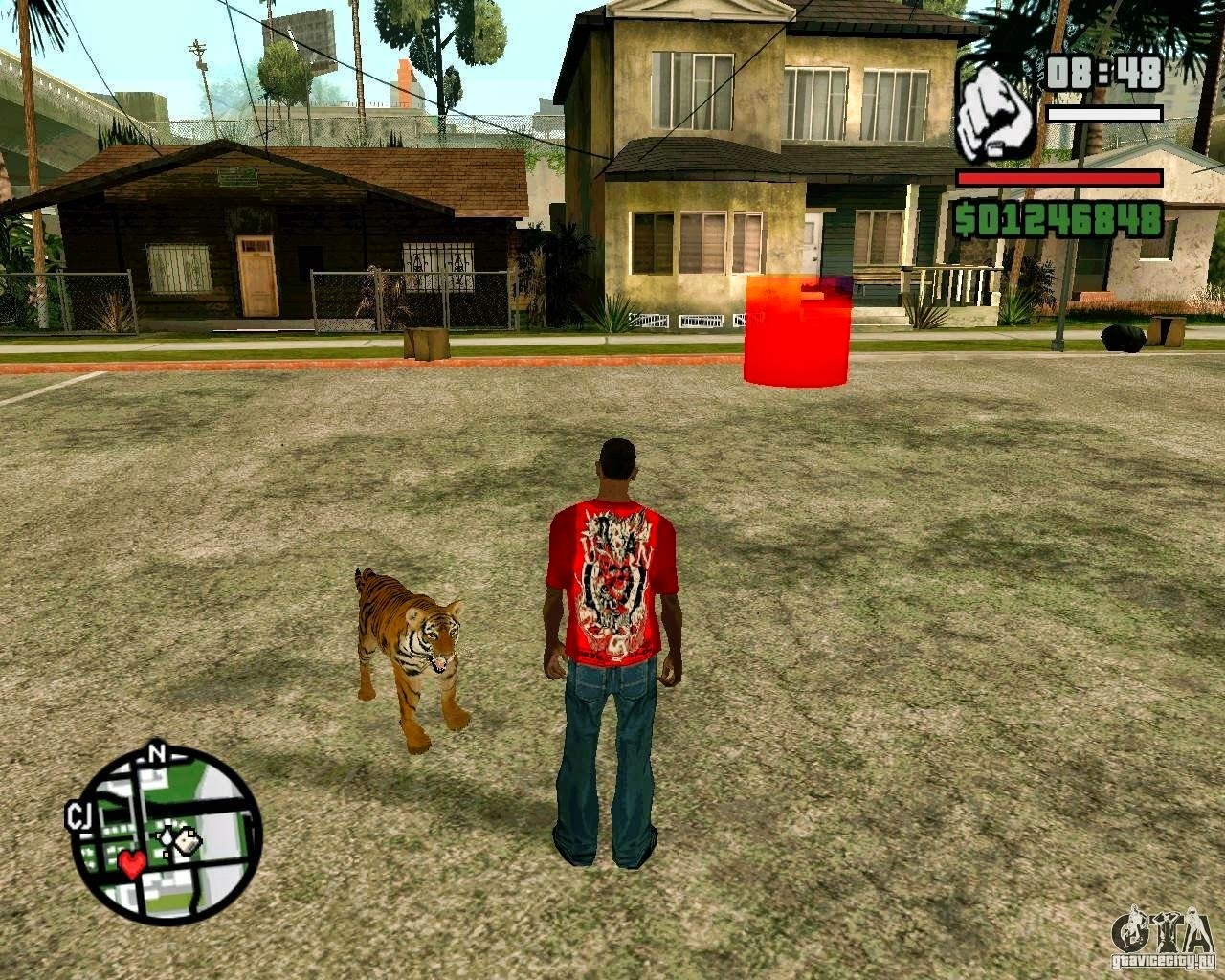 Free PC Game GTA San Andreas
