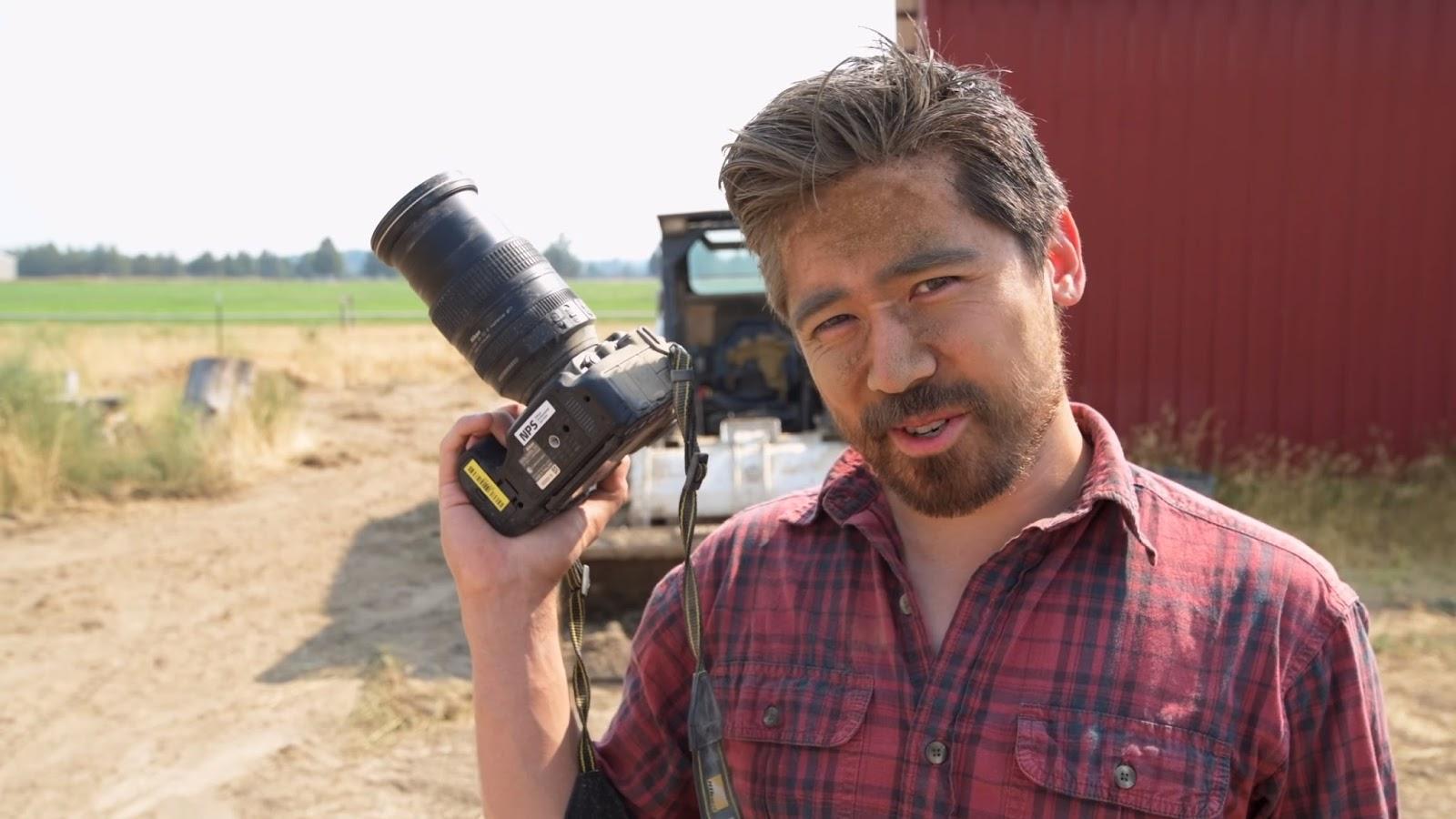 Nikon D850 Hands-On Field Test (In Bend, Oregon)