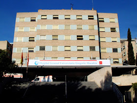 Obras del nuevo Instituto Oncológico del Hospital Gregorio Marañón