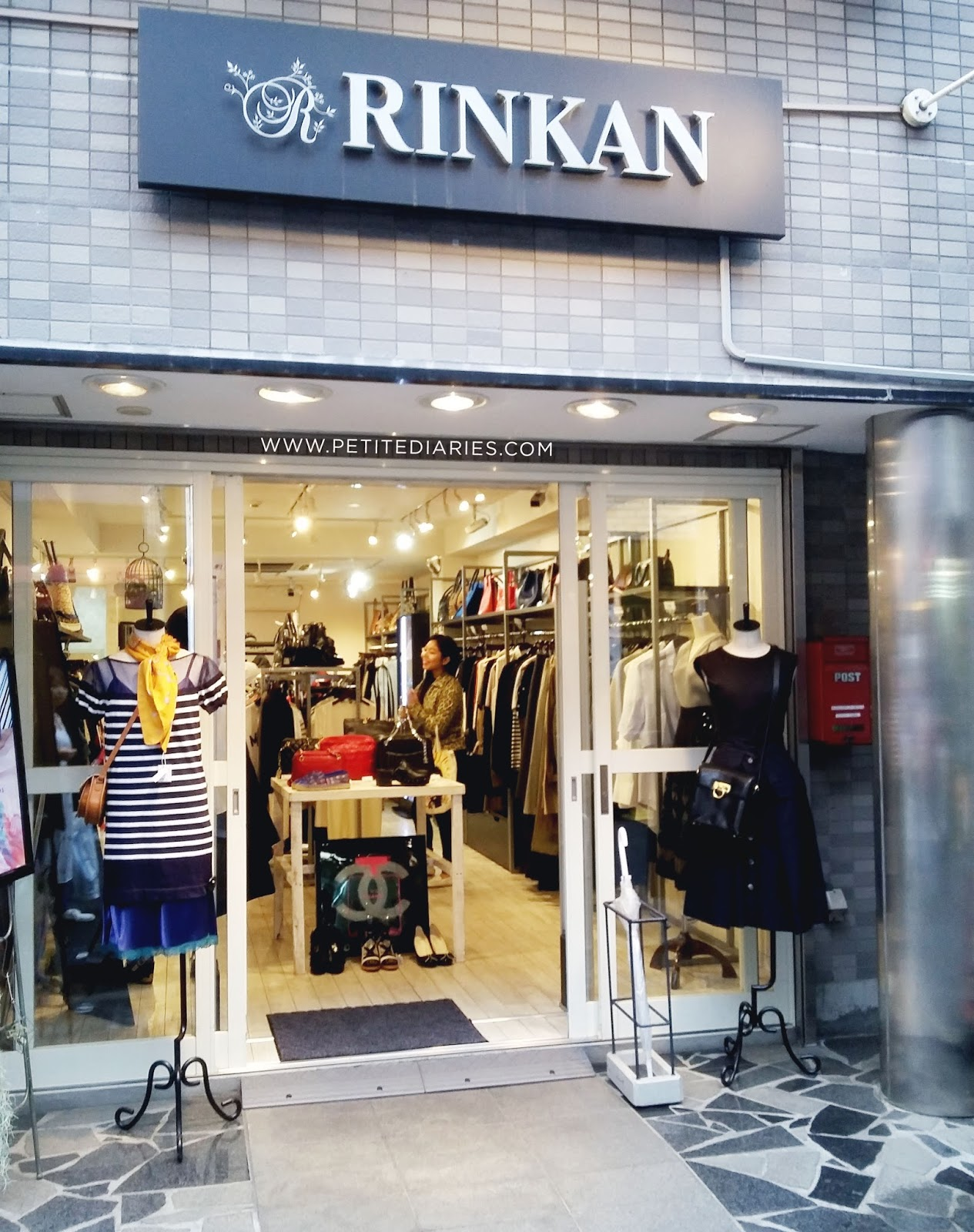 shopping in SHIMOKITAZAWA 下北沢
