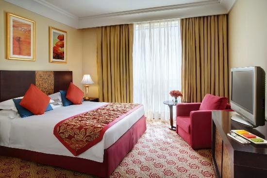 Ruangan hotel dengan Ka'bah view #1