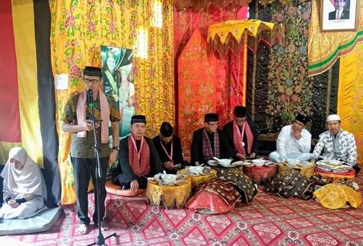 Hibahkan Tanah, Gubernur Irwan Prayitno Apresiasi Tuanku Bosa XIV