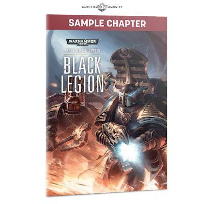 Black Legion Black Library sampler
