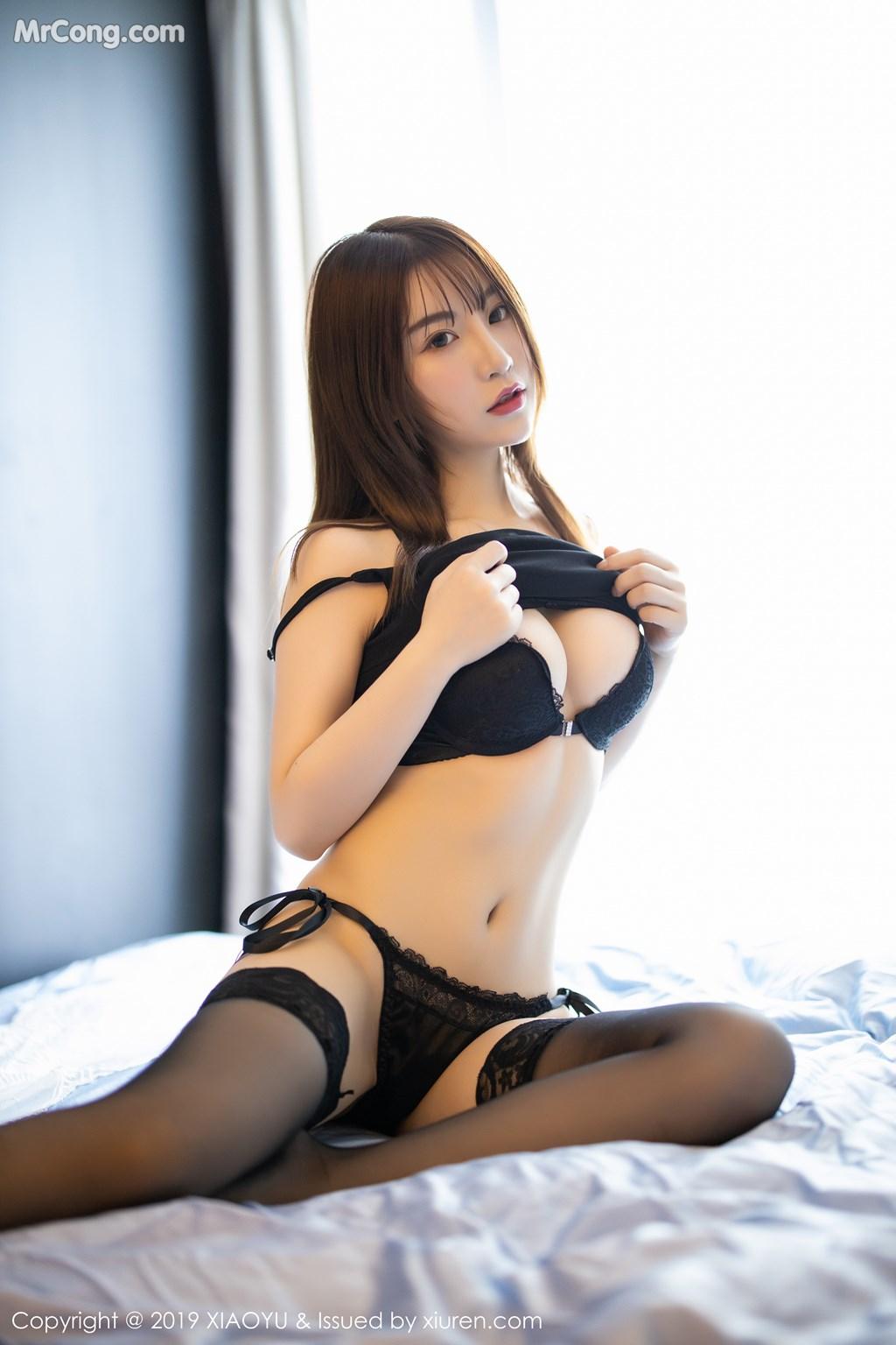 Image XiaoYu-Vol.133-Cherry-MrCong.com-002 in post XiaoYu Vol.133: 绯月樱-Cherry (67 ảnh)