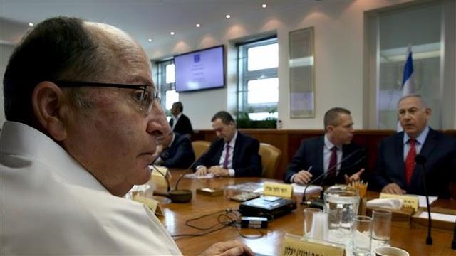 Moshe Ya'alon quits amid row with Benjamin Netanyahu