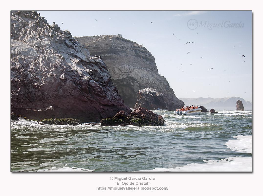 Islas Ballestas, Perú.