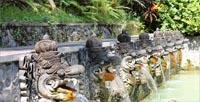 Pemandian air panas Banjar - Lovina Singaraja Tour