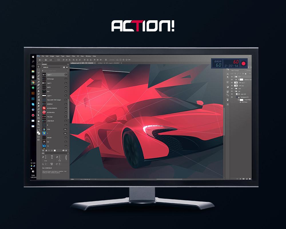 mirillis action 2.8 key