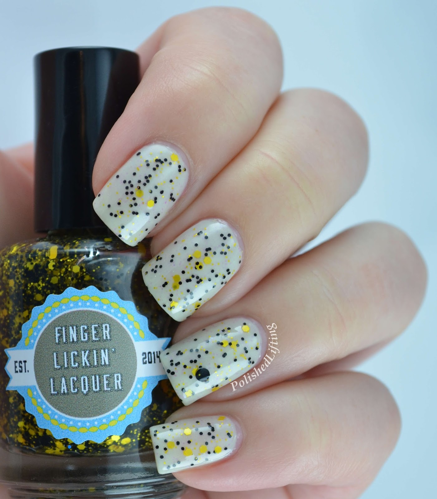 Finger Licking Lacquer She Works Hard For the Honey Quite Contrary Spring In Your Step