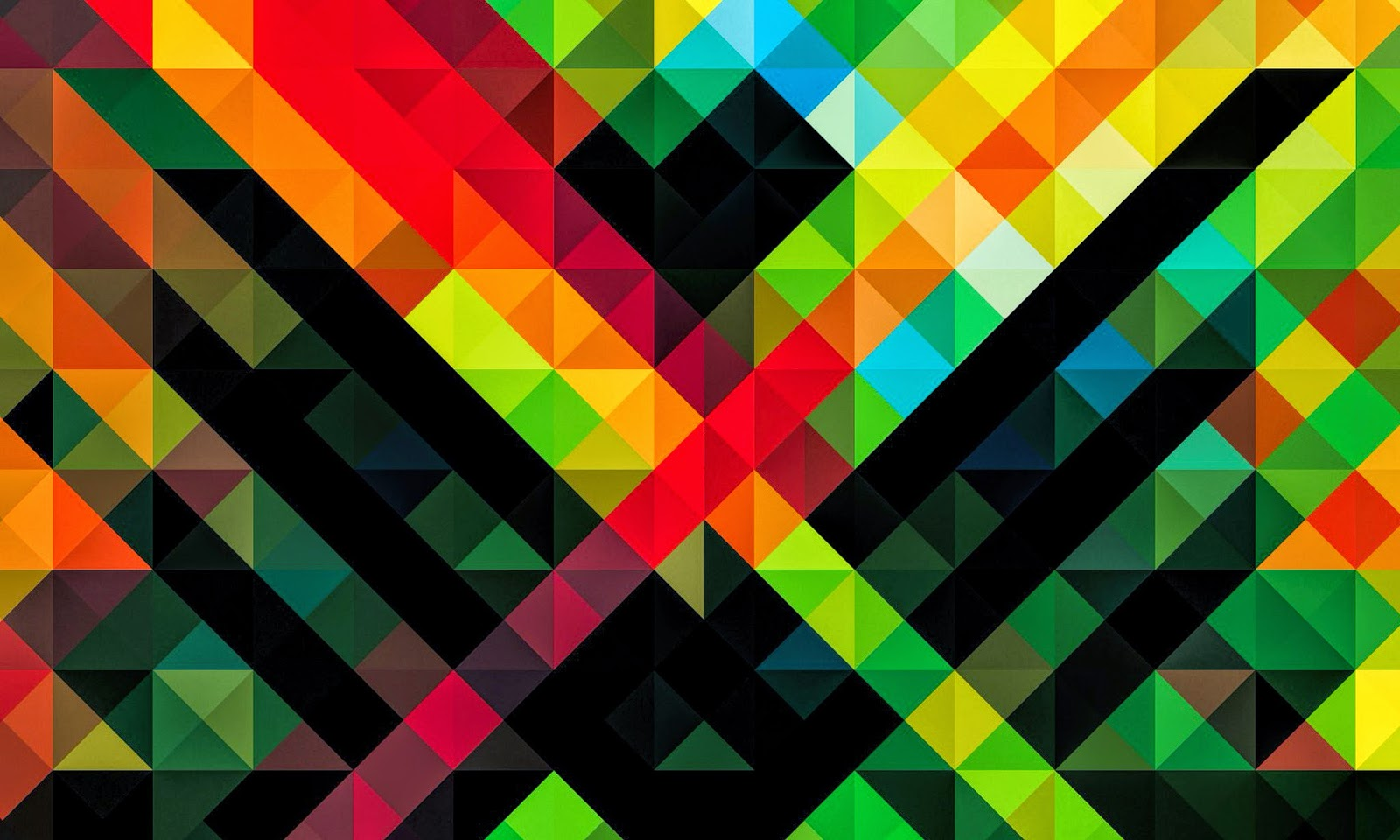 triangle abstract wallpapers hd - photo #17