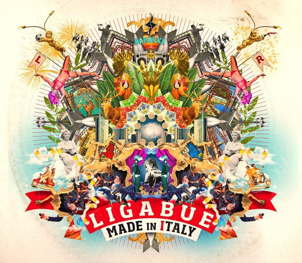 Ligabue - Made in Italy - Tracklist