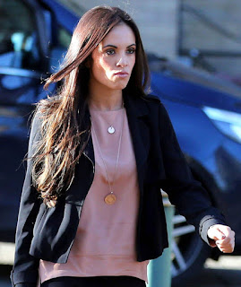 Stacey Arrives In Court To Provideevidence On Adam S Case