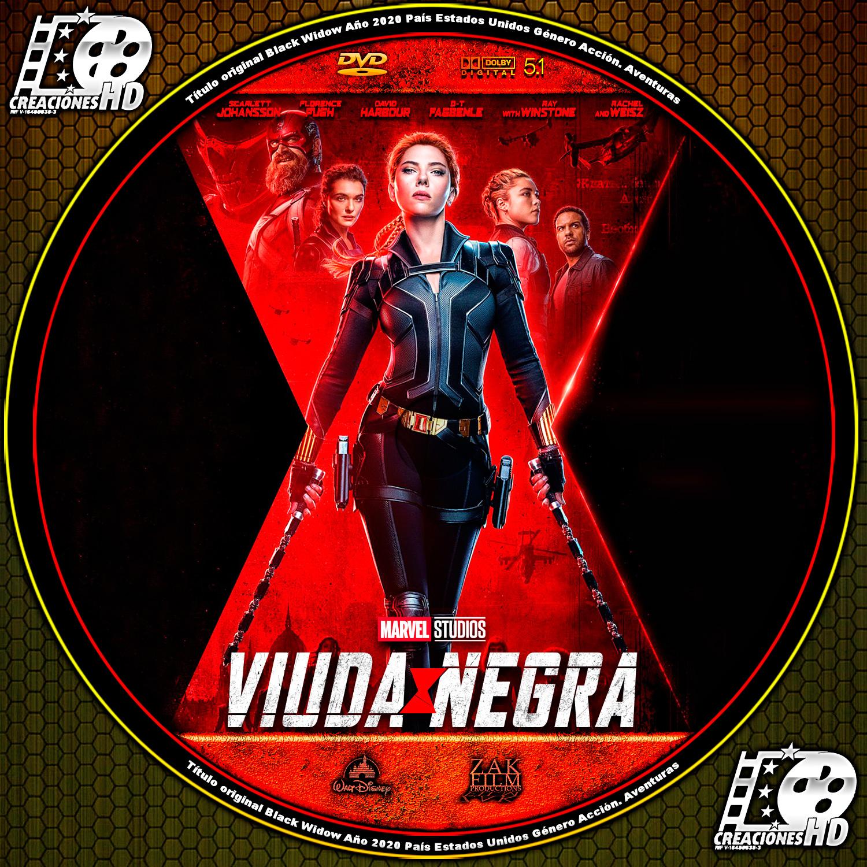 VIUDA NEGRA - Black Widow