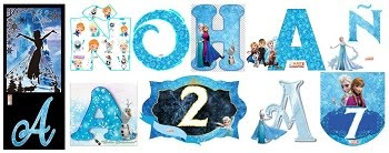 Frozen Abc