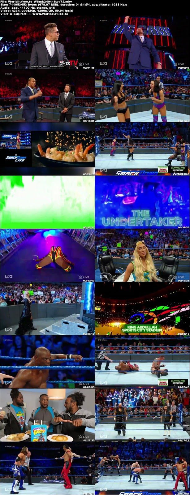 WWE Smackdown Live 24 April 2018 720p HDTV 700MB x264 World4ufree.to_WSmk240418wd72