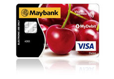 MyDebit Maybank