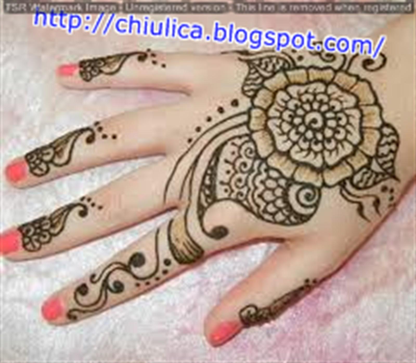 Jasa Design Henna Di Lengan Tangan Rejoso Nganjuk Dan Sekitarnya