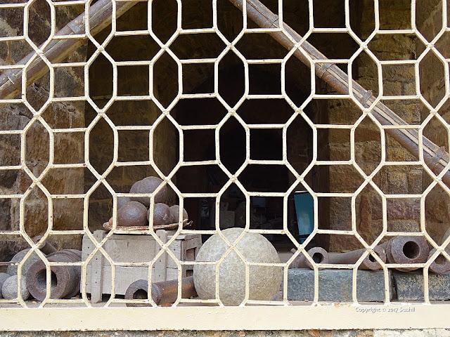 Ammunition Store, Golkonda Fort, Hyderabad