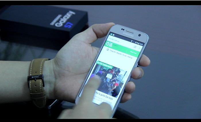 Bán Galaxy S7 Trung Quốc