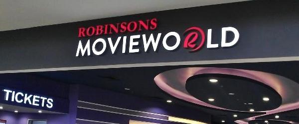 Robinsons Roxas Cinema