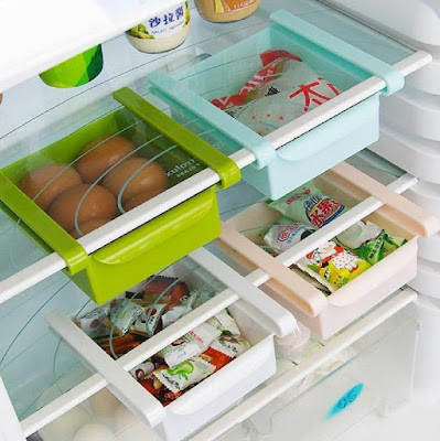 Refrigerator Shelf Drawer