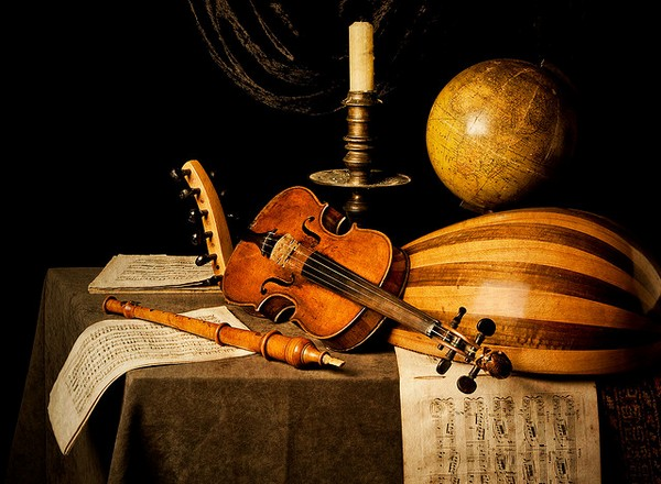Musical still life by kevsyd