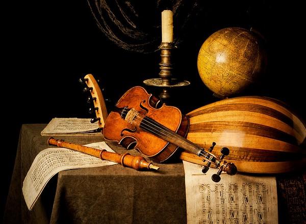 Musical still life by kevsyd