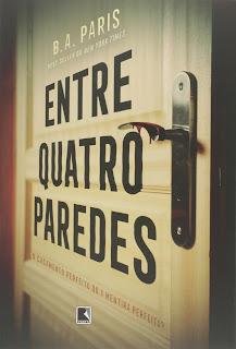 Entre quatro paredes / B.A. Paris