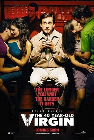 The 40 Year Old Virgin 2005 BRRip 720p Dual Audio In Hindi English ESub UNRATED