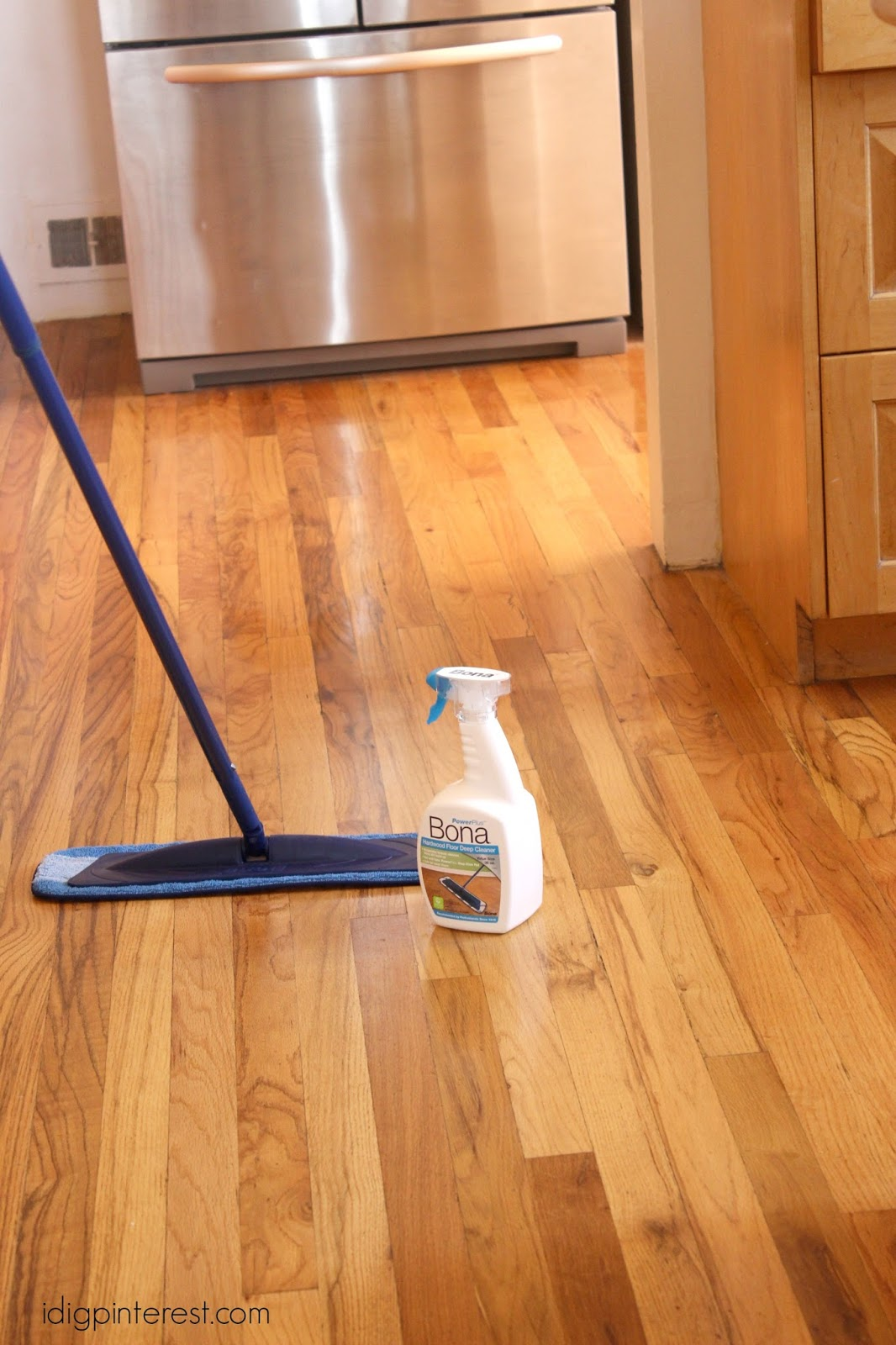 How to keep hardwood floors looking fab plus a 30 day for Wood floor 7 days to die