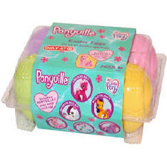 My Little Pony Cheerilee Easter Eggs Holiday Packs Ponyville Figure