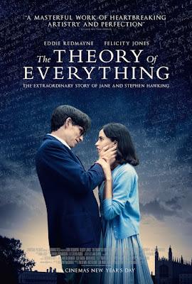 teoria wszystkiego film recenzja hawking redmayne jones