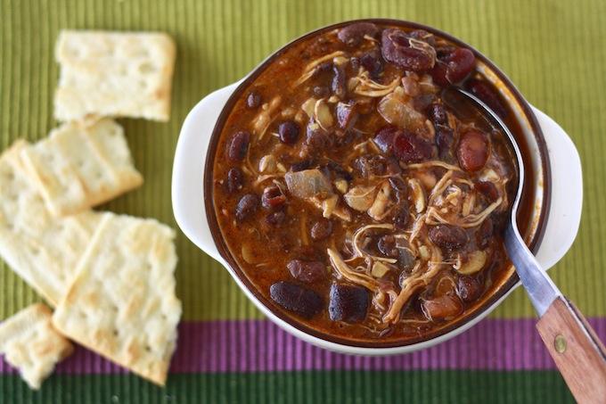 Turkey Chili recipe by SeasonWithSpice.com