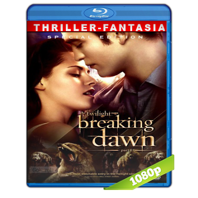 Crepusculo 4 Amanecer Parte 1 (2011) BRRip Full 1080p Audio Trial Latino-Castellano-Ingles 5.1