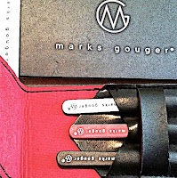 Tweezer Set by Marks Gouger