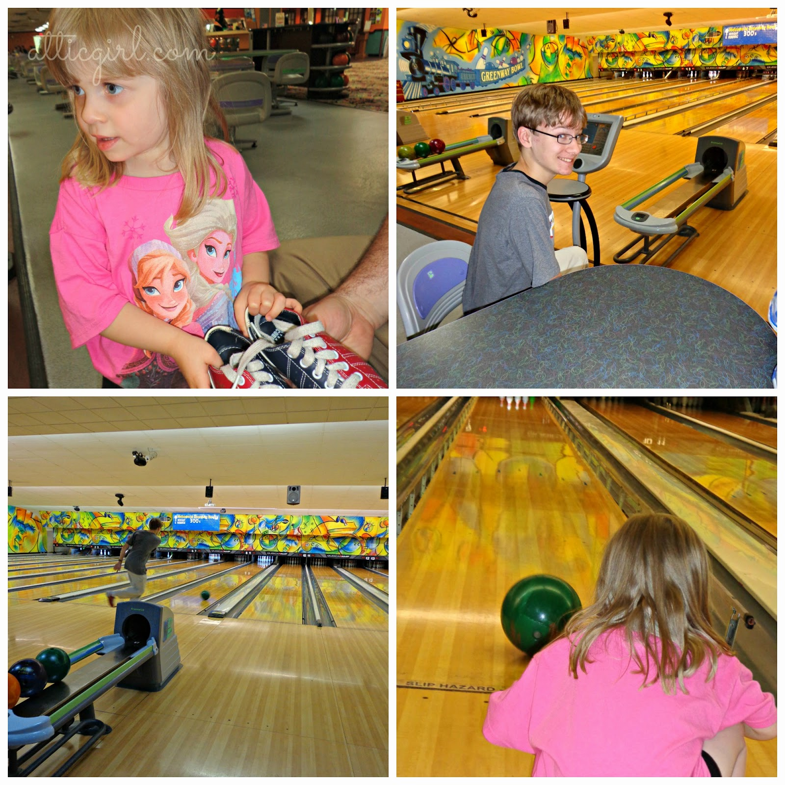 Kids Bowl Free Summer Program, Family Pass