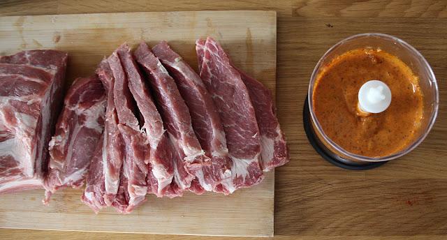 marynata do mięsa z grilla