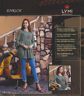 Lymi Enrich Western top Catalog wholesaler