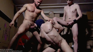 A hard DP lesson for Greg Kens hole – Fabien Fleury, Greg & Delta Kobra