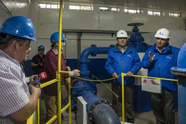 Osorno: 4.000 millones invertirá ESSAL en planta Caipulli