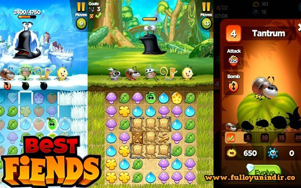 Best Fiends Apk indir